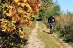 Jesienny rajd rowerowy na Warmię