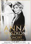 Koncert noworoczny Anny Wyszkoni