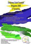 Program obchodów Światowego Dnia Turystyki