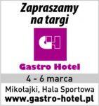Targi Gastro-Hotel w Mikołajkach