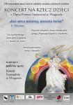 Koncert na rzecz dzieci z Domu Pomocy Społecznej w Mrągowie
